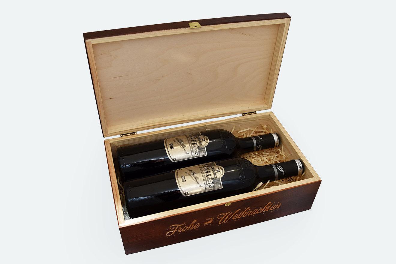 Wein Geschenkset
