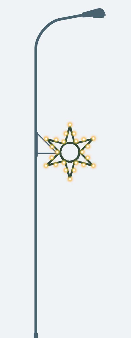 Weihnachtsbeleuchtung Glühlampen.Sirius Flora Weihnachtsbeleuchtung Mit Glühlampen Und Tannengrün